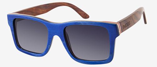modelo flip azul