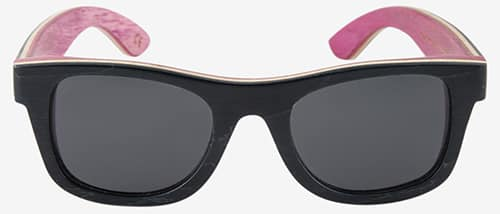 "Gafas ""Pipeline Pink"" (frontal)"